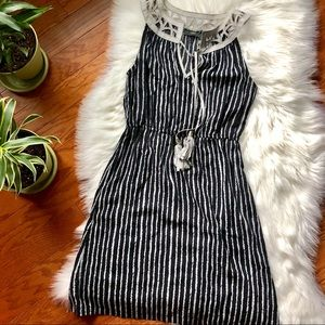 Anthropologie | THML Striped Tunic Dress XS